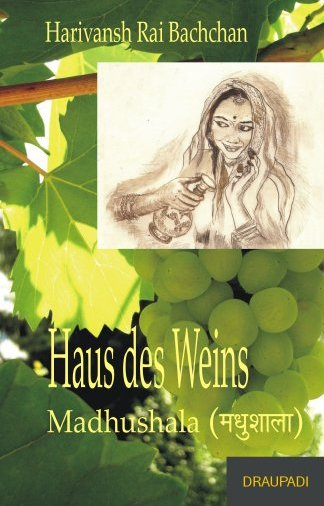 "Buchlayout ""Haus des Weins"", 100 pages, 8 illustrations, DRAUPADI-Verlag"